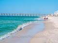 Pensacola beach, emerald waters, white sands, Pensacola, the gulf, gulf islands national seashore. Pensacola, florida panhandle, the gulf, seashore,  seascape,