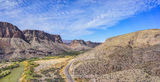 Big Bend State Park, Rio Grande, aerial, landscape, mexico, mountians, pano, panorama, river road, us, water