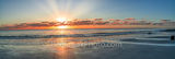 Driftwood beach, Georgia, sunrise, jekyll island, rays, ocean, alantic ocean, driftwood, boneyard beach, stumps, trees, pano, panorama, coast, coastal, sandy beach, beach, sea and sand, Golden Isles