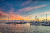 Corpus Christi sunrise, Sunrise, Texas Coast, bay, boats, city, coastal, colorful sky, docks, gulf, gulf of mexico, landscape, landscapes, marina, ocean, seascape, seawall, gulf cost images, Texas bea