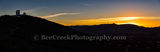 Davis mountains, Fort Davis, McDonald Observatory, UT, Mount Locke, Otto Struve , Harlan J. Smith,  research, planetary systems, stars, stellar, sunset, west texas, dark skies,  pano, panorama