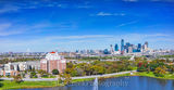 Bridge, Dallas, Foutain Place, Heritage Plaza, Margaret Hunt Hill bridge, Omin, bank of america, city, cityscape, cityscapes, fountain, park, reunion tower, skyline, water