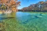 Frio River, Garner State Park, blue green waters, blue water, clear water, colorful, fall, fall cypress trees, landscape, landscapes, rural landscape, texas, texas landscape