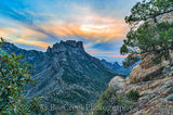 Big Bend National Park, Leisure, Lost mine trail, Mountains, colorful skys, lifestyle, scenic, sunset, texas, tourism, travel, vacation, vista