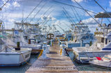 Port A, Port Aransas, Texas Coast, beach, boats, coast, coastal, fishing boats, ocean, sea, seascape, surf, texas