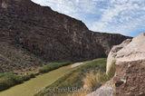 Mountains, Rio Grande River, Canyons