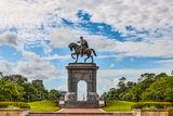 Sam Houston Monument Hermann Park