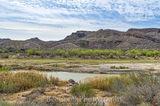 Big Bend State Park, Mountains, Rio Grande River, blue sky, landscape, mexico, scenic