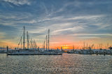 Corpus Christi sunrise, Sunrise, Texas Coast, bay, boats, city, coastal, colorful sky, docks, gulf of mexico, landscape, landscapes, marina, marina sunrise, ocean, scenic, seascape, seawall, shore, te