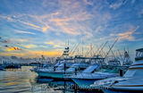 Port A, Texas Coast, boats, coastal, color, fishing, fishing boat, landscape, marina, nautical, seascape, seashore, skys, sunset, texas, twilight, gulf cost images, Texas beaches
