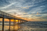 Caldwell pier, pier, Sunrise, Texas Coast, Texas beach, beach, clouds, coastal, fishing, gulf, landscape, landscapes, ocean, sea, seascape, shore sand, surf, texas, waves, beach scene, , gulf cost ima