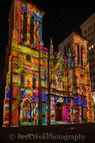 Alamo, San Antonio, The Saga, Xavier De Richemont, amazing, an Fernado de Bexar Catherdral, church, destination, downtown, historic, landmark, light show, main plaza, mexian heritage, tourist