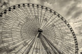 Dallas, Ferris wheel, Texas Star, Texas State Fair, amusement park, fair, vintage