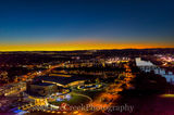 Austin, Long Center and Palmer Event, downtown, city, cityscape, lady bird lake, , austin skylines, austin cityscapes