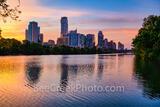Austin's Lou Neff Point Sunrise Glow