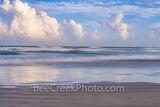 port aransas, beach, beach,  clouds, gulf of mexico, port a, sea, ocean, blue, clouds, reflections, reflect, beautiful, pastel, colors, colorful, seascape, beach scene, texas coast, coastal, coastal i