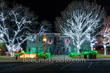 burnet, christmas, holiday, lights, trees with lights, christmas tree, nativity scene, manager scene, festive, rural christmas, rural, country, texas hill country,