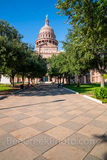 Austin, Texas Capitol, cityscape, downtown, city, State Capitol building, Texas State Capitol, state Capitol, Capitol of Texas, blue sky, Great walk, tourist, history, historic, trees, green lawn, bui