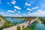 Austin Texas, 360 Bridge, Pennybacker Bridge, 