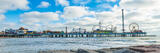 Galveston Pleasure Pier Pano