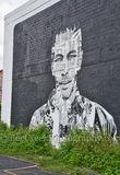Houston, graffitt, art, street art, downtown, city, street scenes, people,urban, mural