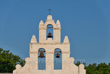 Mission San Juan, bells, San Antonio Missions National Historical Park,  San Antonio,  Texas, church,  landmark