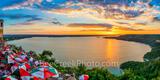 Oasis Sunset Pano 2