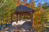 covered bridge, fall, back road, ozarks, ozark, maple, tree, color, orange, pine, green, bridge, autumn, national forest, nature, buffalo river, wilderness,  ponca,