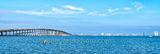 Queen Isabella Bridge, South Padre island, south padre, pano, panorama, bridge, landmark