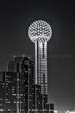 Dallas, Hyatt Regency, Reuion Tower, city, cityscape, cityscapes, night, scene, urban