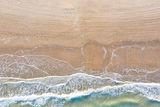 seascape, ocean, aerial, drone, surf, sand, water, coast, shoreline, beach, texture, coastal, colors, netural, nature, patterns, pov, shore, prints, morning, day, waves, waves, blue green, beige, tide