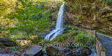 smoky mountain national park, blue ridge mountains, waterfall, falls, dry falls, panorama, pano, stream, creek, flow, water falling,  smoky mountain, smokies, nature, natural,  north carolina