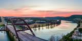 Austin 360 bridge, pennybacker bridge, Austin, Lake Austin, scenic, sunset, landscape, landscapes, sunset colors, scenery, clouds, images of austin, texas hill country, texas scenery