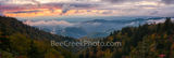 Sunset, Blue Ridge Mountains, smoky mountains, blue ridge parkway, smoky national park, north carolina, Tennessee, Cherokee, pano, panorama, great smoky mountains, landscape, applachians, mountains, s