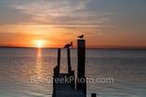 Sunset Over Laguna Madre