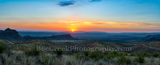 Big Bend National Park, Chihuahuan Desert, Dead Horse mountains, Mountains, Santa Elena Canyon, Sierra Ponce, Sotol Vista Overlook, colorful, landscape, pano, panorama, sky, sotol, sunset, yuccas