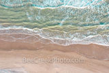 seascape, ocean, aerial, drone, surf, sand, water, coast, shoreline, abstract, beach, texture, coastal, nature, patterns, shore, morning, day, wave, waves, blue green, tide, shore, wind blown, pattern