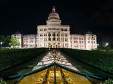 Texas Capital, Texas capitol, Texas state capital, texas state capitol, State Capitol, State Capital, night, images of texas, photos of texas, cityscape, downtown, tourism, tourist, historic, landmark