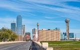 Dallas, Heritage Plaza, Hyatt Regency, Omin, bank of america, city, cityscape, downtown, reunion tower