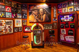 Austin, Threadgills World Headquarters, restaurant, juke box, music, Janice Joplin, Eddie Wilson, Armadillo, musicians, keep austin weird.