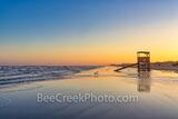 Tranquility at Dusk, Port Aransas Beach