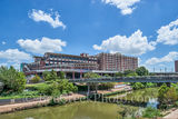 Houston, University of Houston, downtown, Buffalo Bayou, city, cities, cityscape, UH, school