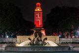 Austin, university, UT Tower, UT, burnt orange, number 17, graduating, class of 2017, Littlefield Fountain, images of austin, images of texas
