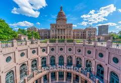 Texas Capitol Rotundra