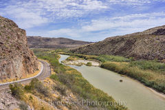 Big Bend State Park, Rio Grande River, big hill, fm170 cattails, overlook, river road, scenic, vertical