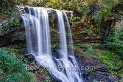 Dry Falls Smoky Mountain