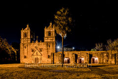 Concepción, Mission Concepción, San Antonio, night, spanish missions, indians, landmark, historic, downtown, skies, texians, mexicans, Texas missions, National Historic Landmarks, world heritage site,