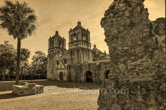 Concepción, San Antonio, vintage, spanish missions, indians, landmark, historic, downtown, skies, texians, mexicans, Texas missions, National Historic Landmarks, world heritage site, Battle of Concepc