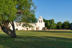 Mission San Juan,  San Antonio Missions National Historical Pano, San Antonio, Texas,