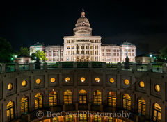 Austin, rotundra, Texas Capitol, cityscape, downtown, night, pano, panorama, city, State Capitol building, Texas State Capitol, state Capitol, Capita,Capitol, Capitoll of Texas, tourist, history, hist